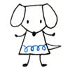 イヌのキャラクター