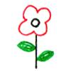 花の描き方3