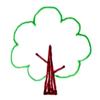木の描き方2
