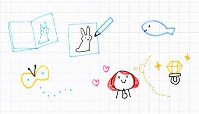 [コラム] 描くことを楽しむコツ